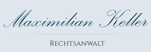 Maximilian Keller Rechtsanwalt - Logo
